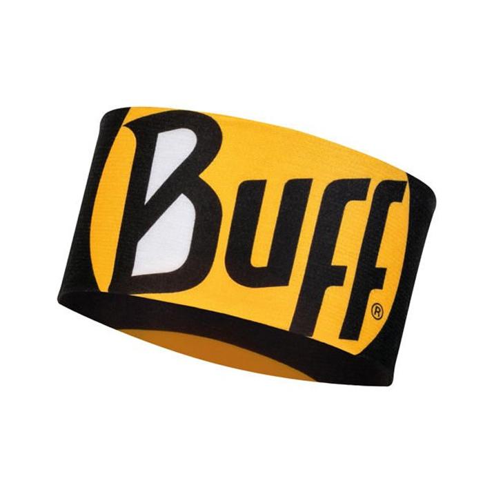 Opaska Buff Coolnet UV+ Headband Ultimate Logo Black