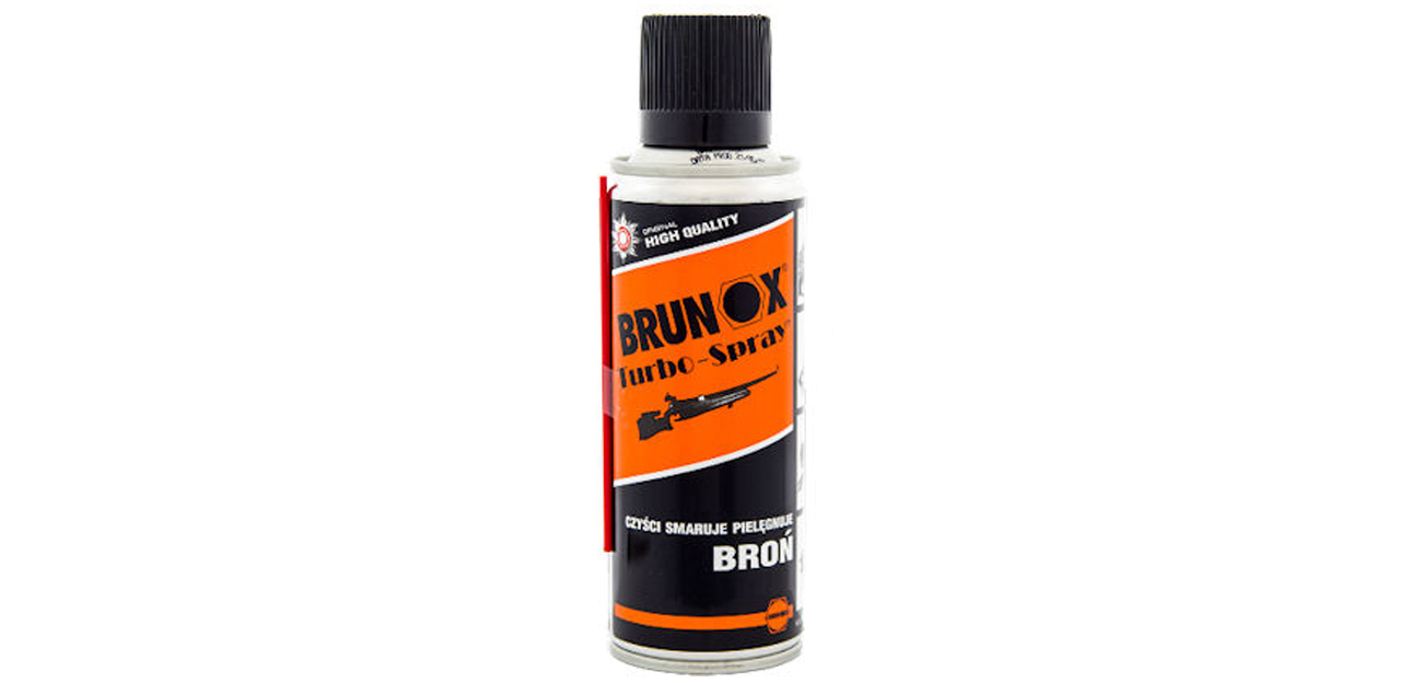 Preparat olej do konserwacji Brunox Gun Care Spray 200 ml