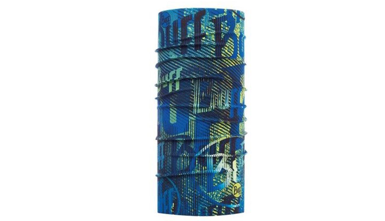 Chusta Buff MOUNTAIN COLLECTION COOLNET UV+ FLASH LOGO MULTI