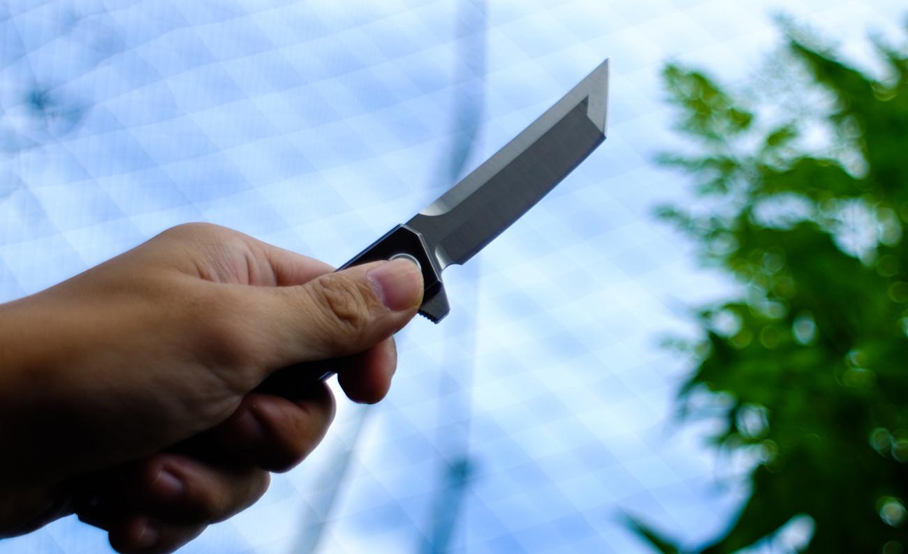 ostry typ dagger