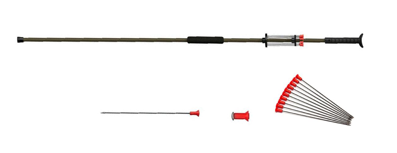 dmuchawka 357 blowgun