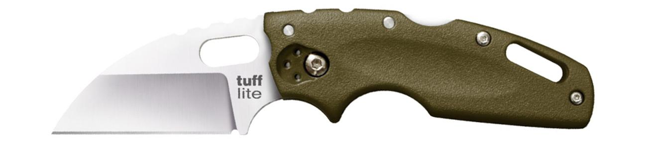 Nóż składany Cold Steel Tuff Lite OD Green