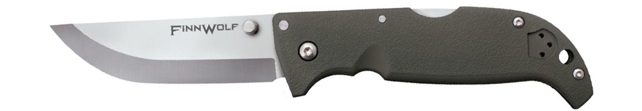 Nóż składany Cold Steel Finn Wolf OD Green