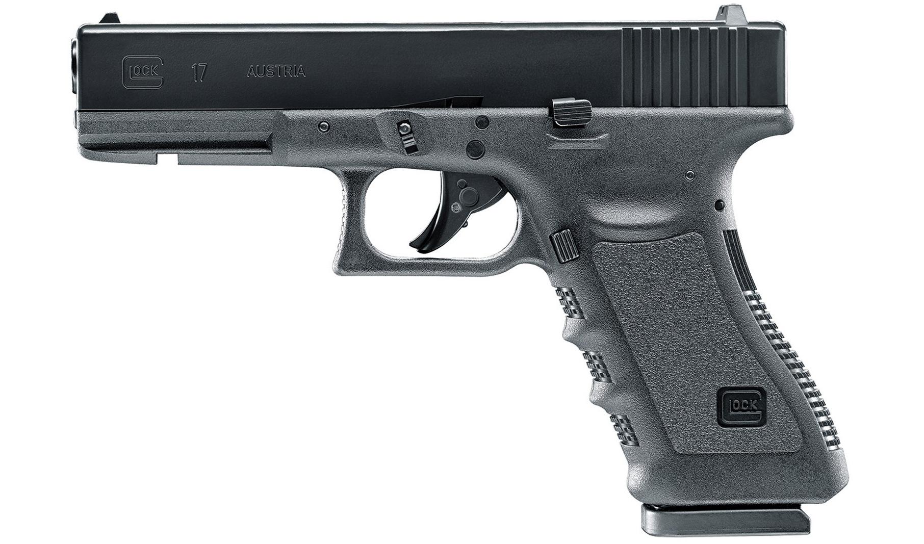 Wiatrówka Glock 17 4,5 mm