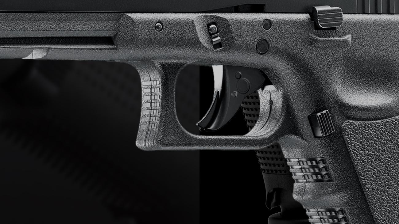 Glock 17 mechanizm spustowy