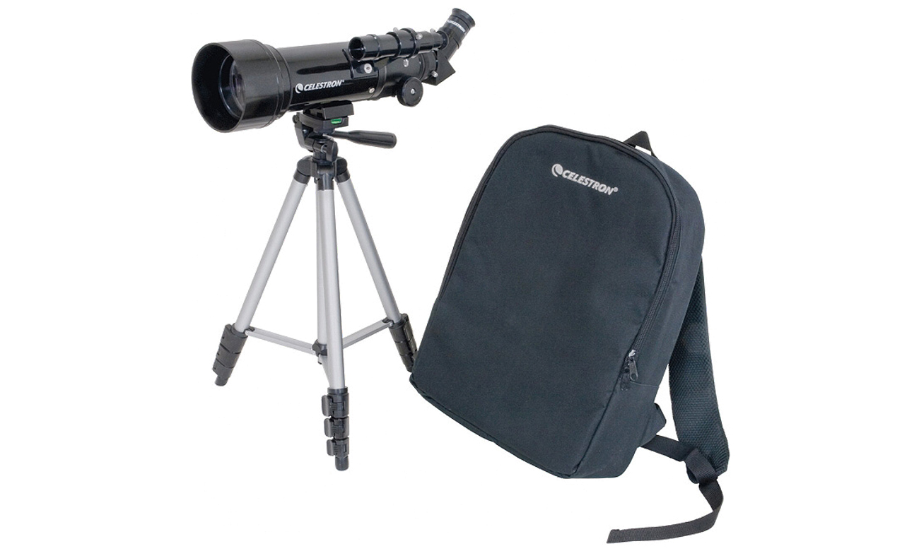 Celestron model Horizon Travel 70 mm z plecakiem