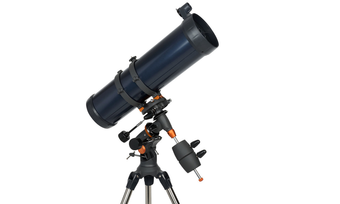 Teleskop paralaktyczny marki Celestron