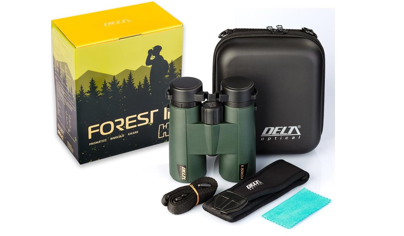 Lornetka z opakowaniem Delta Optical Forest II 8x42