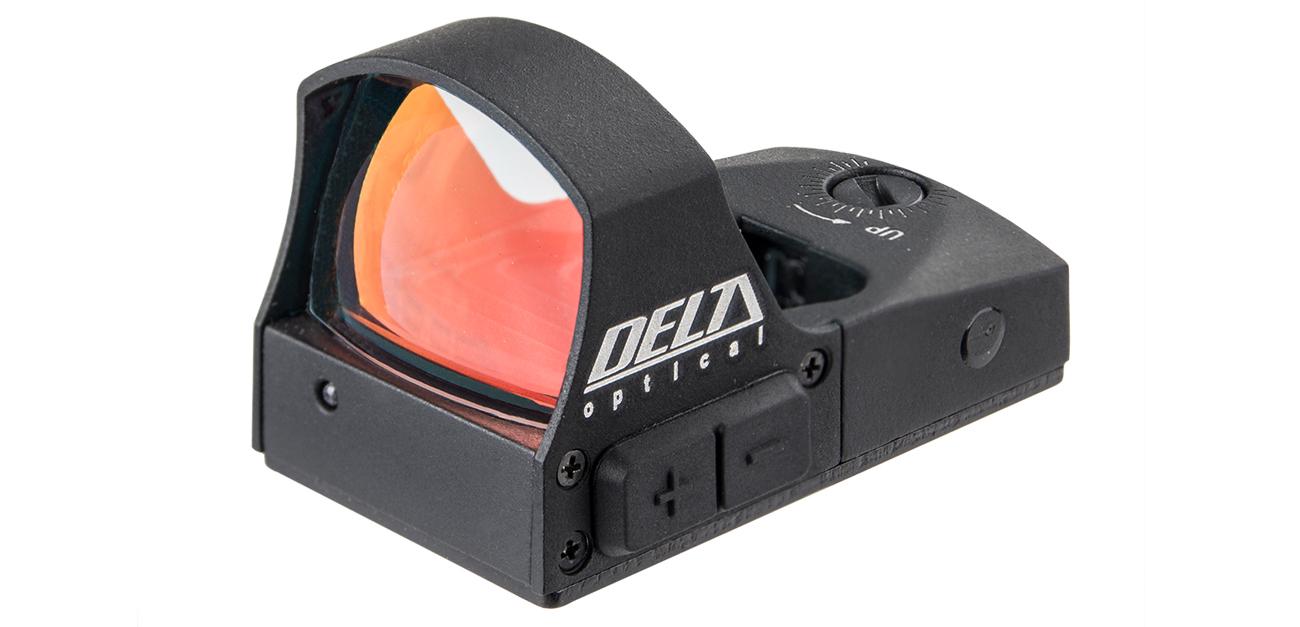 Celownik kolimatorowy Delta Optical MiniDot II