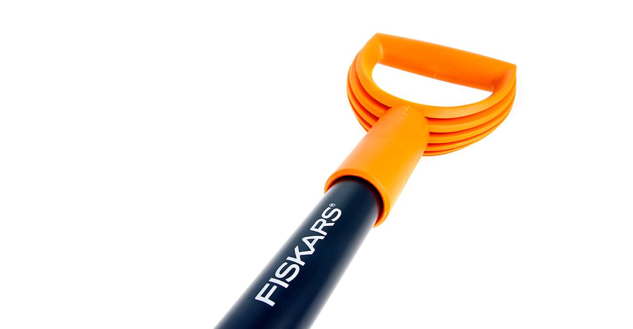 Chwyt i rękojeść szpadla prostego Fiskars Solid