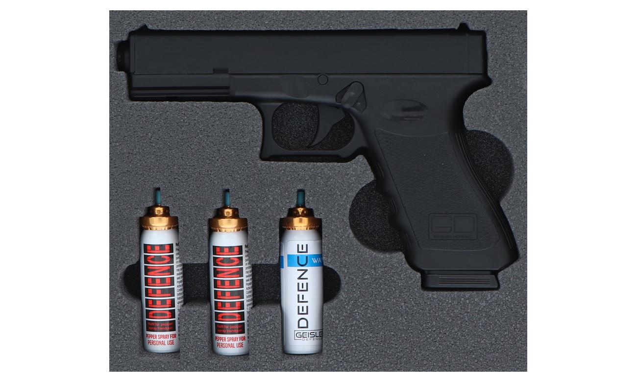 Zestaw akcesoriów do pistoletu gazowego GD17