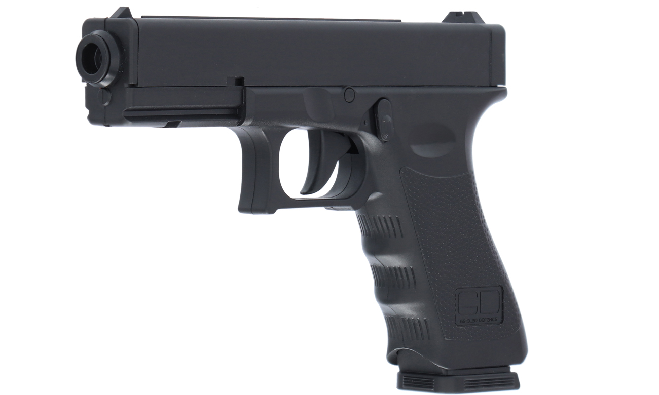 Pistolet GD17