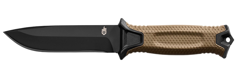 Nóż z głownią stałą Gerber Gear Strongarm Coyote FE