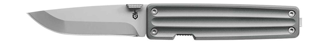 Nóż składany Gerber Gear Pocket Square, Machined Aluminum