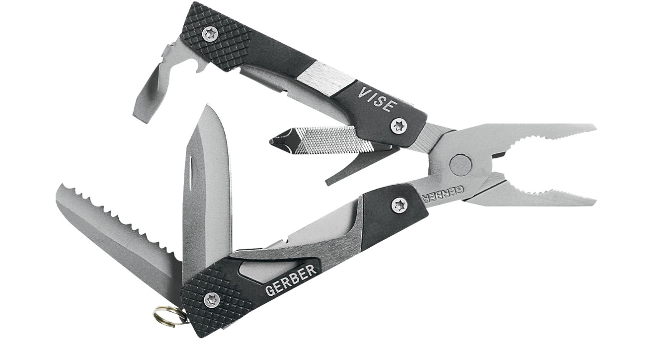 Multitool Gerber Gear Vise Black