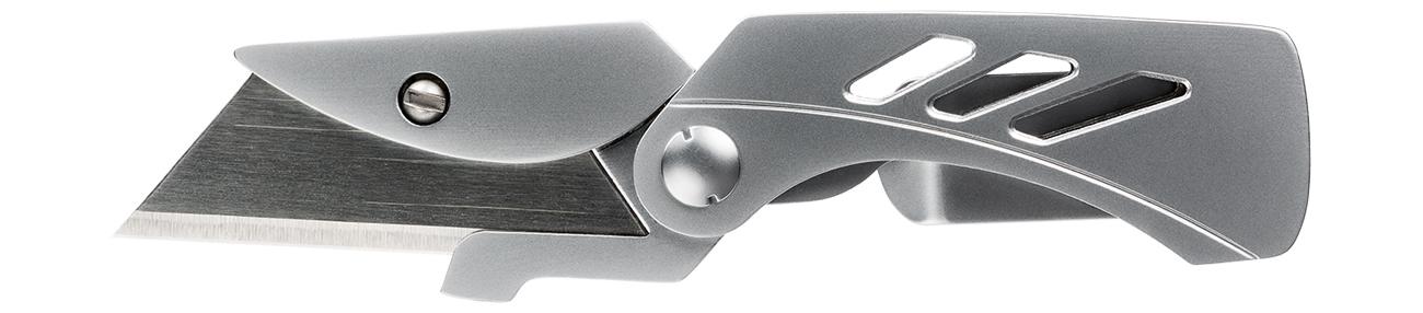 Nóż składany Gerber Gear EAB Lite - Fine Edge z otwartym ostrzem