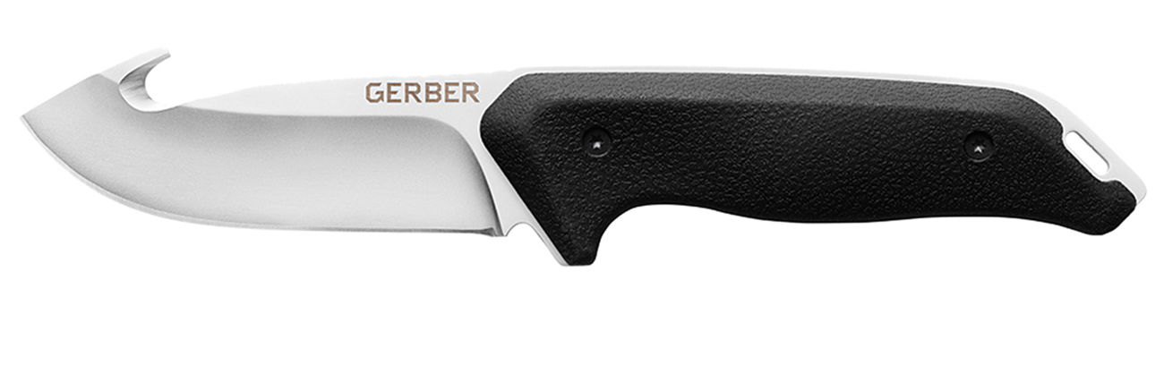Nóż z głownią stałą Gerber Gear Moment Fixed Gut Hook