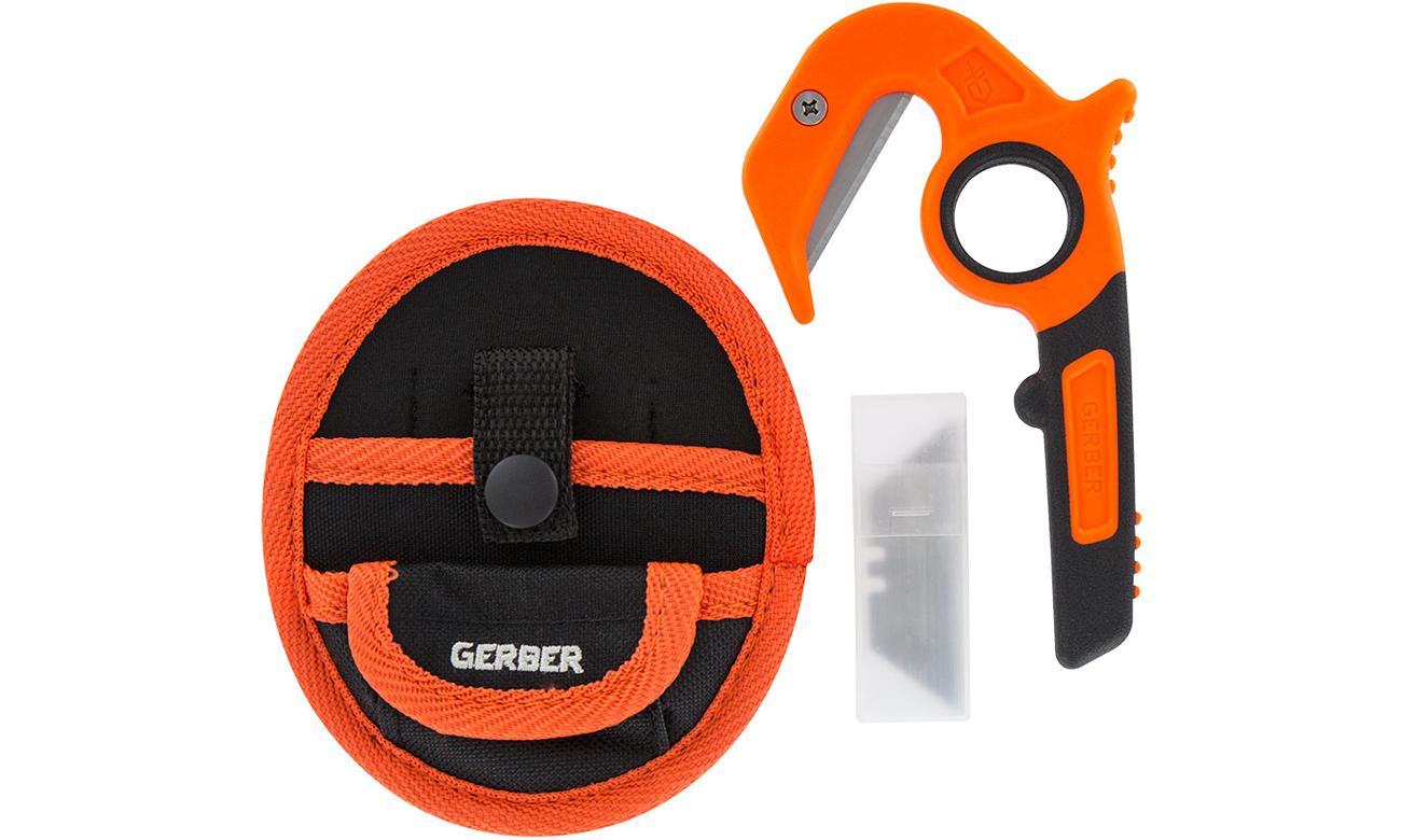 Gerber Gear Vital Zip z pokrowcem i wymiennymi ostrzami