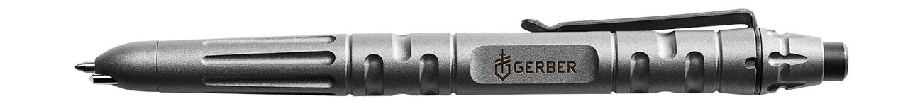 Kubotan - długopis taktyczny Gerber Gear Impromptu TP Grey