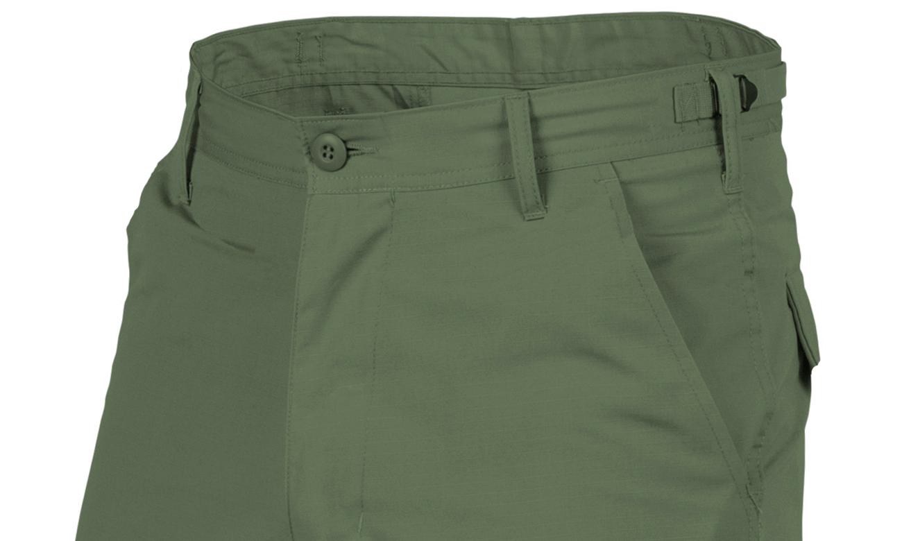 Spodnie Helikon BDU - PolyCotton Ripstop - Olive Green S/Regular