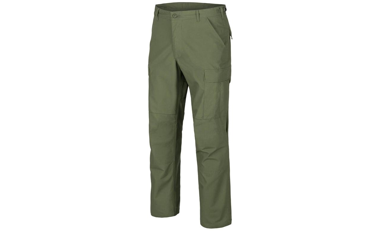Spodnie Helikon BDU PolyCotton Ripstop Olive Green S/Regular