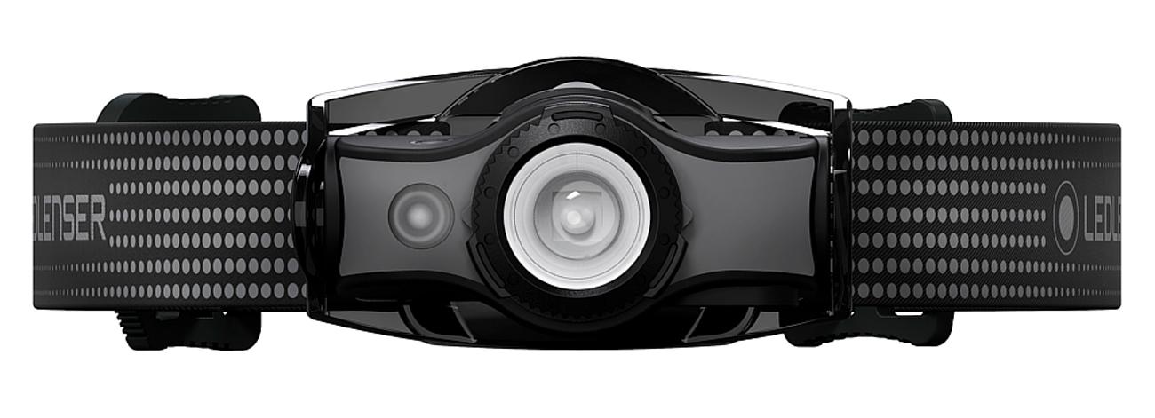 Latarka czołowa Led Lenser MH5 Black-Grey dioda