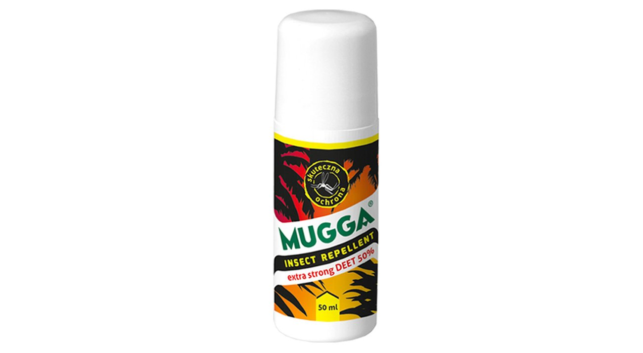 Mugga 50% DEET Roll-on