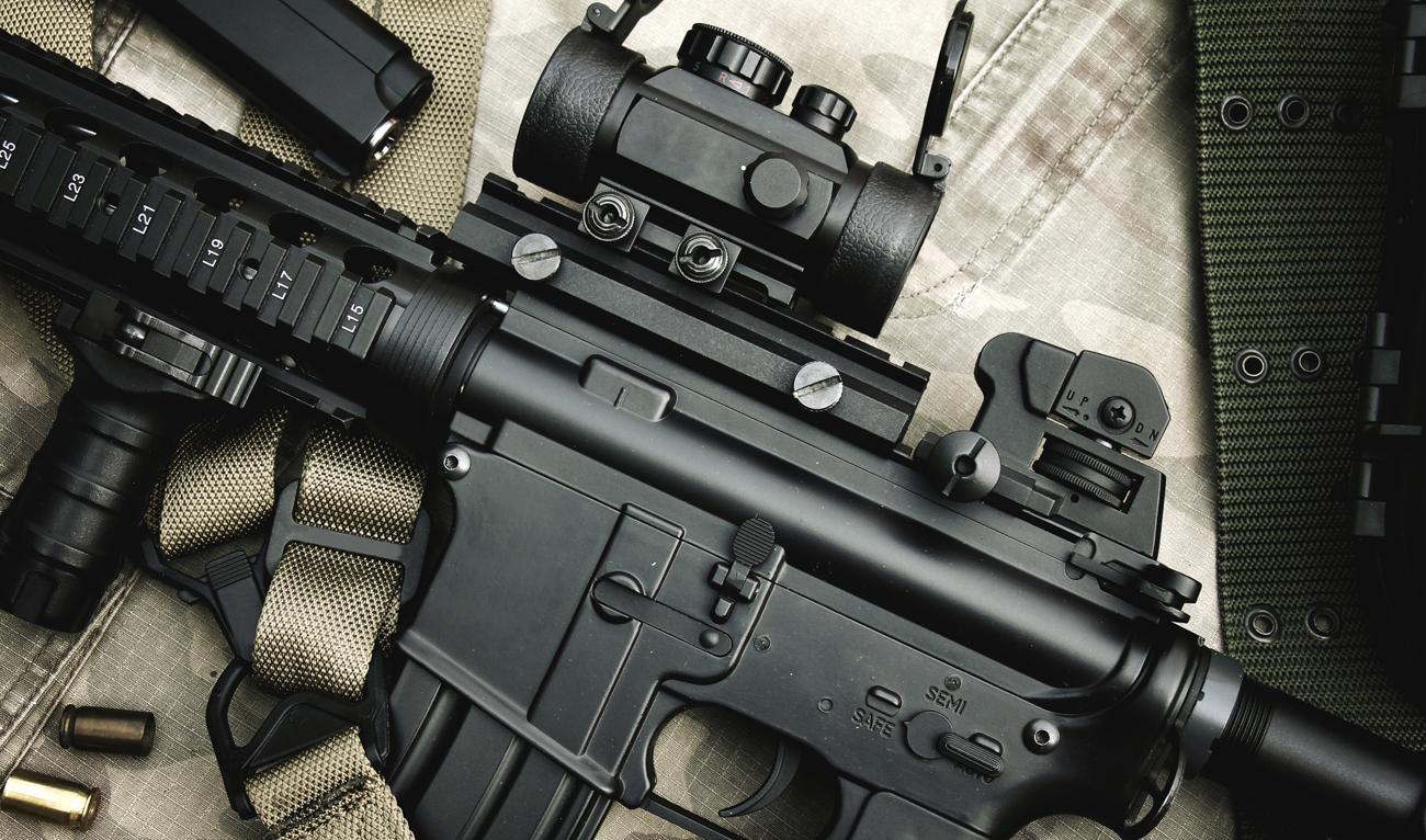 szkielet karabinku Oberland Arms M4