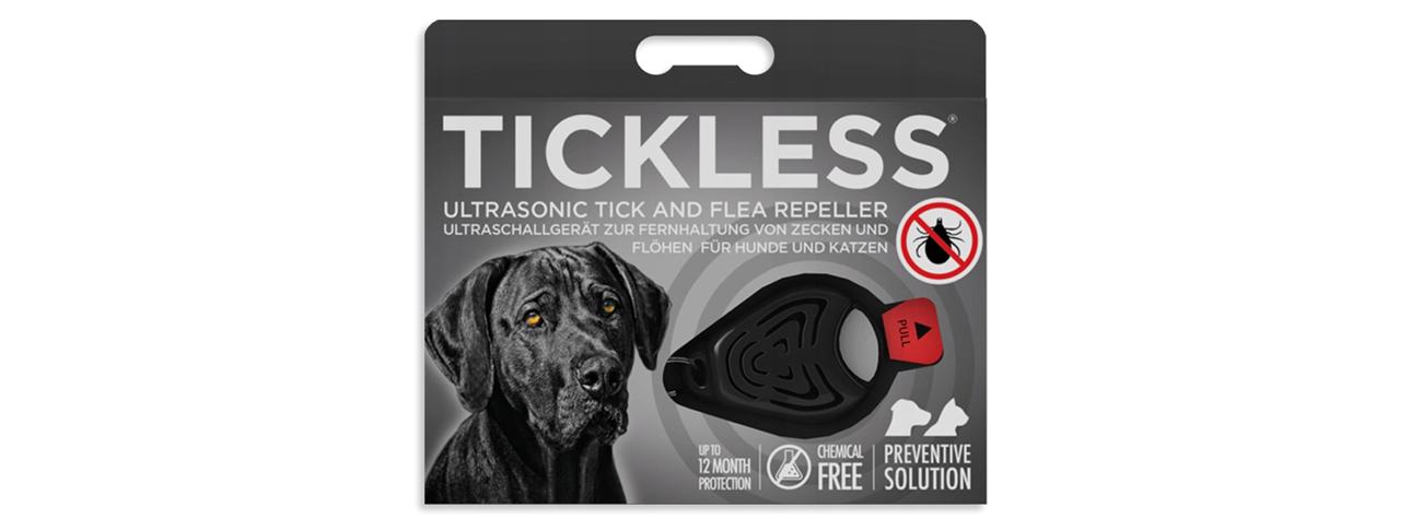 Odstraszacz ultradźwiękowy tickless