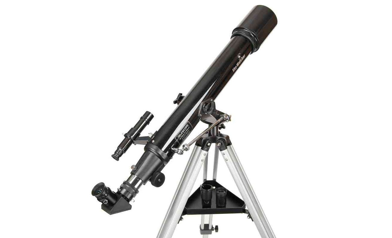 Obiektyw teleskopu Sky Watcher Discovery BK 707 AZ2 70/700