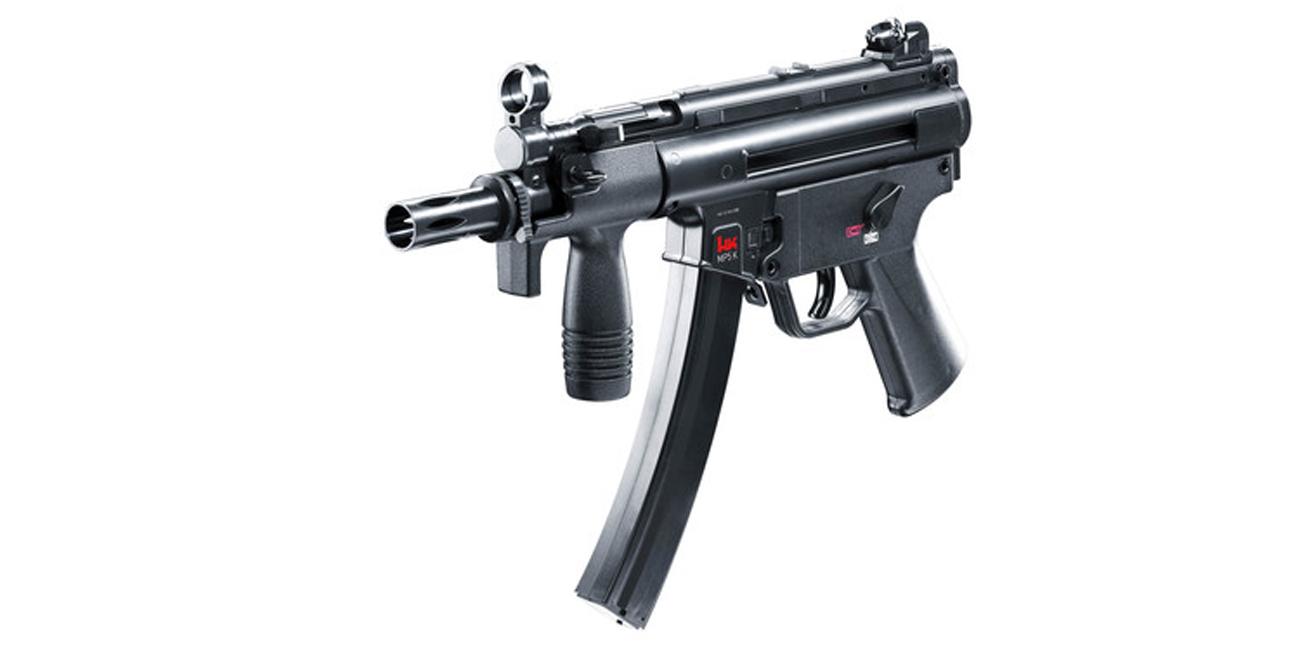 ASG Heckler & Koch MP5 K pod kątem
