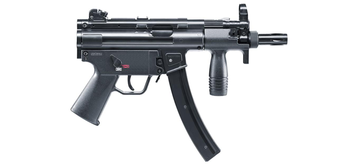 ASG Heckler & Koch MP5 K prawa strona