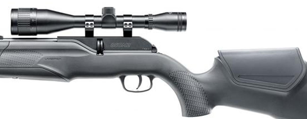 Wiatrówka Karabinek Umarex 850 M2 Target Kit 4,5 mm CO2 bezpiecznik