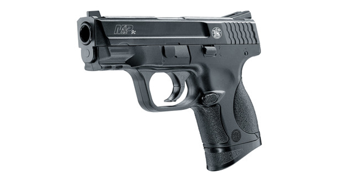 Airsoft Pistolet Smith & Wesson M&P9c PS 6 mm Sprężynowy