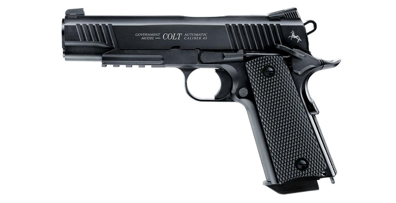 Pistolet Colt M45