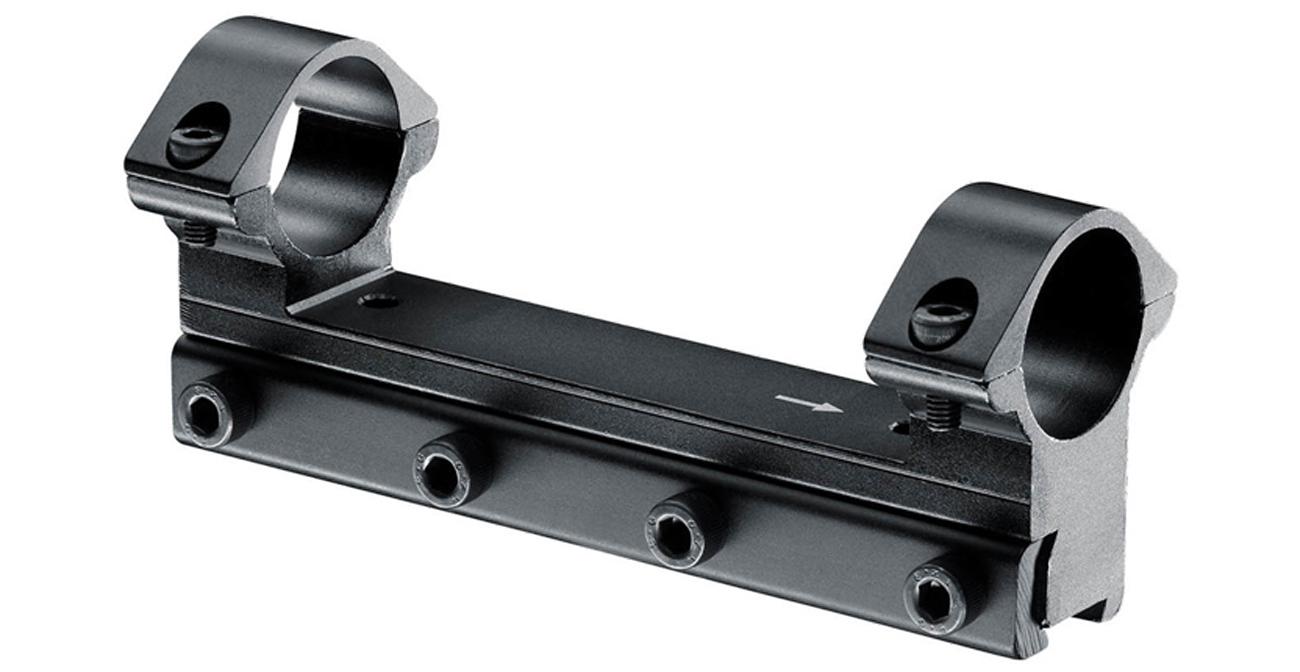 Montaż jednoczęściowy Walther na szynę 11 mm