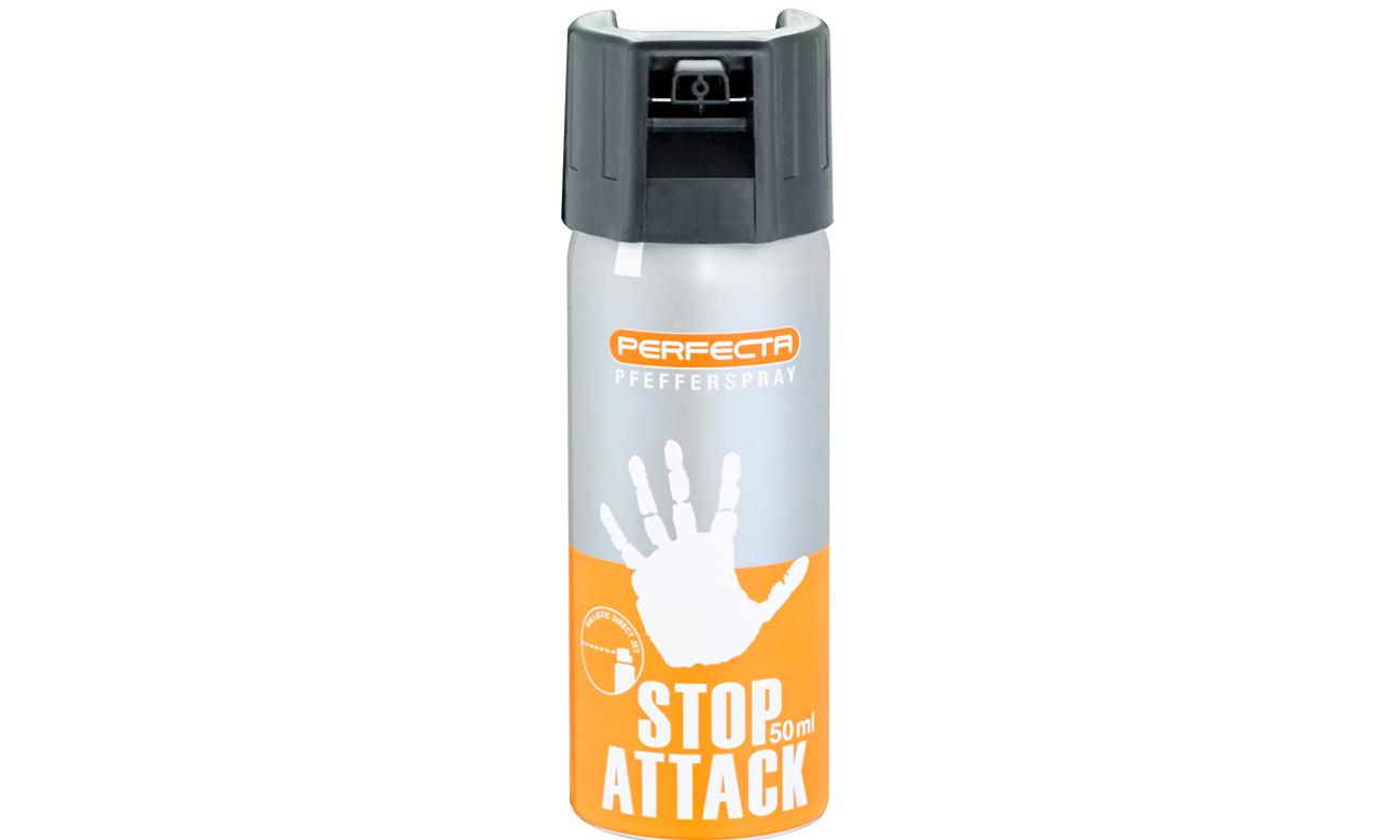 Gaz pieprzowy Umarex Perfecta Stop Attack - punktowy 50 ml