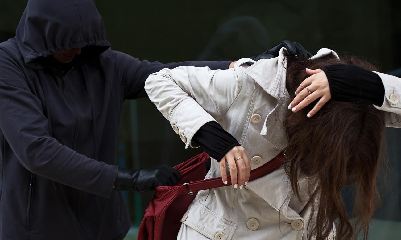 Napad na kobietę