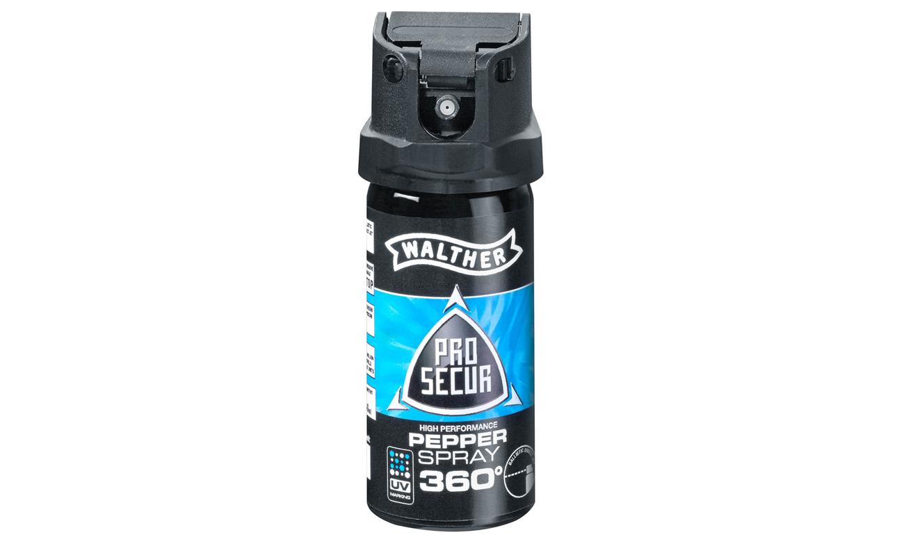 Gaz pieprzowy Walther ProSecur UV