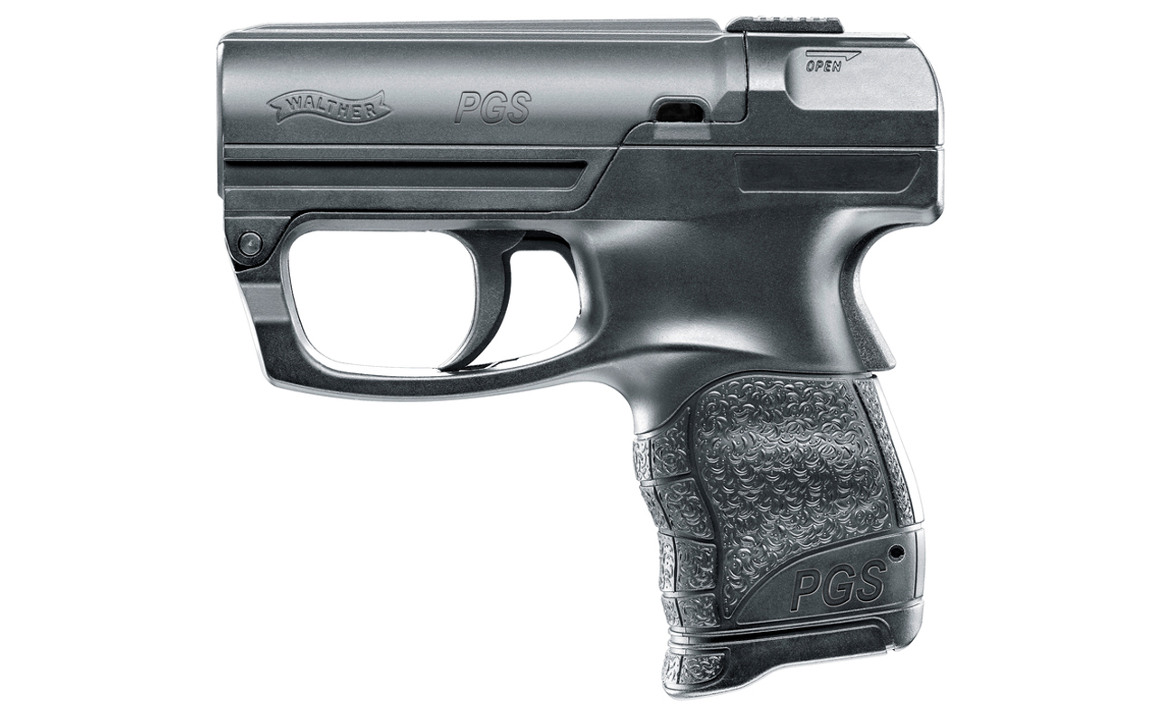 Pistolet gazowy Walther PGS