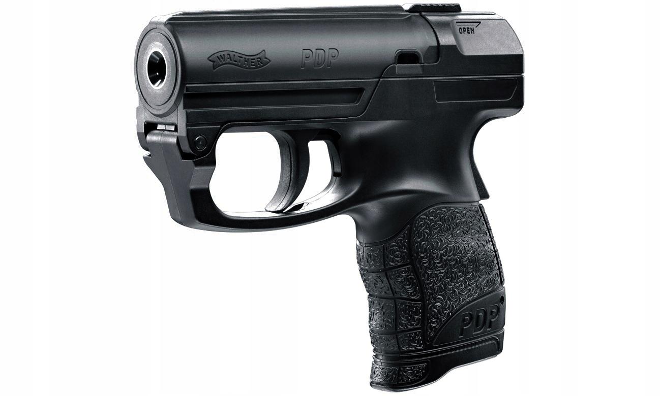 Pistolet gazowy Walther PDP - ręczny miotacz gazu pieprzowego