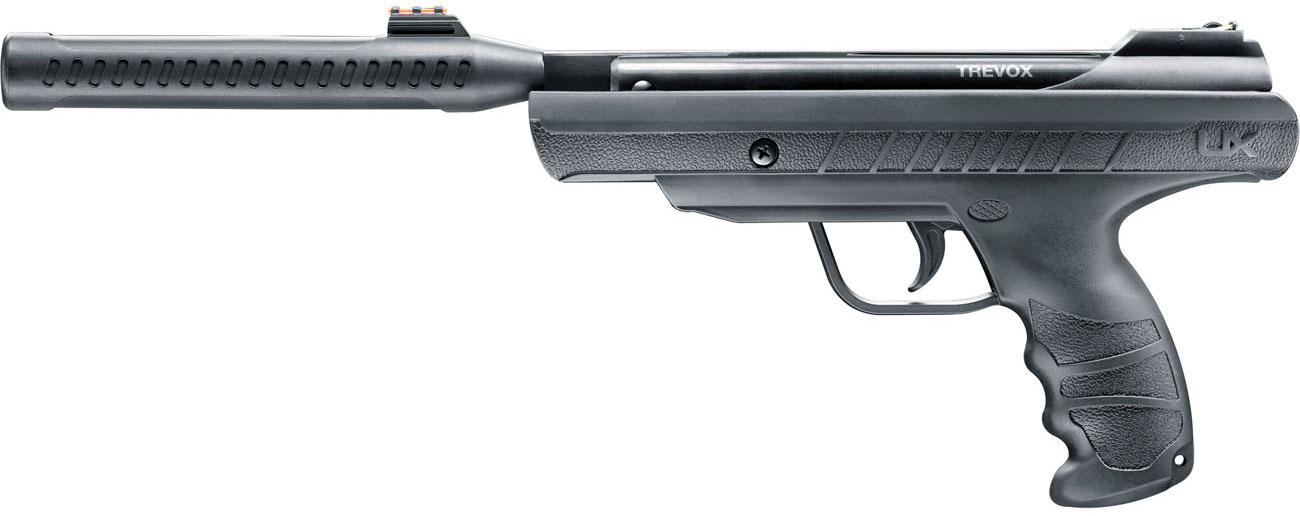 Pistolet Umarex Trevox kal. 4,5 mm Diabolo