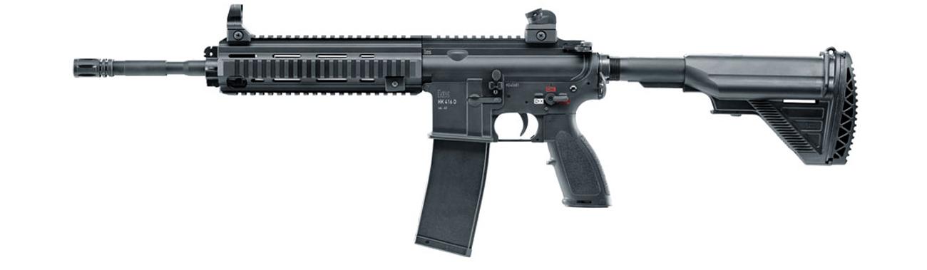 Karabinek Heckler & Koch T4E HK416 Umarex