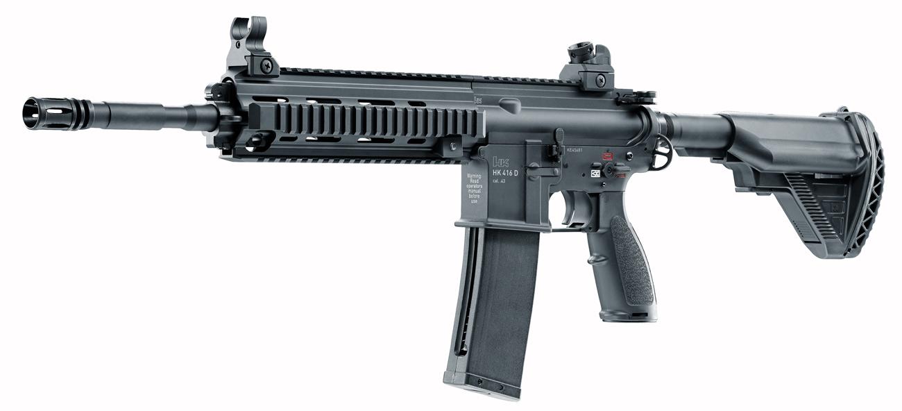 Karabinek Heckler & Koch T4E HK416 Semi/Full Auto kal. 43 cala RB