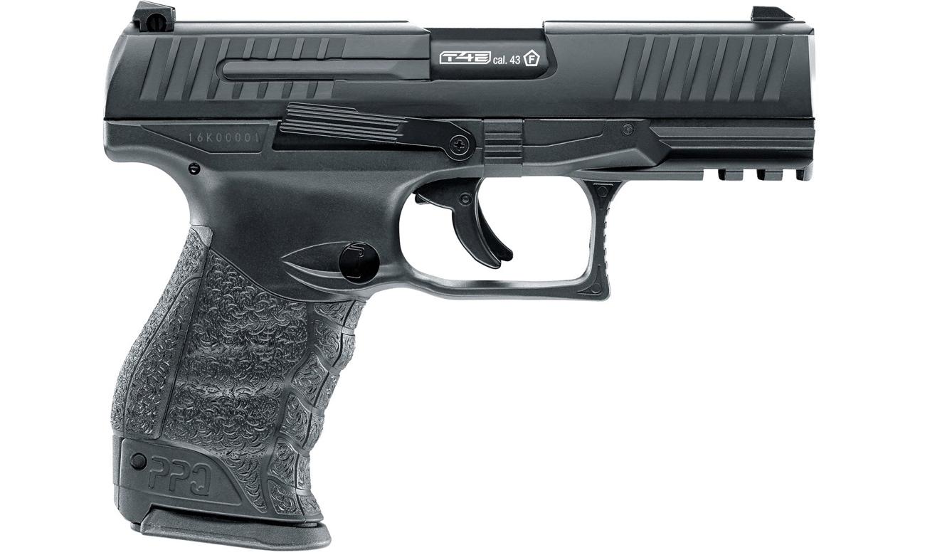 Pistolet na kule gumowe Walther PPQ M2 T4E kaliber .43 cala