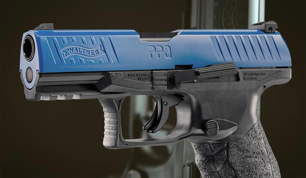 Marker RAM Umarex Walther PPQ M2 T4E Duża moc i prędkość początkowa