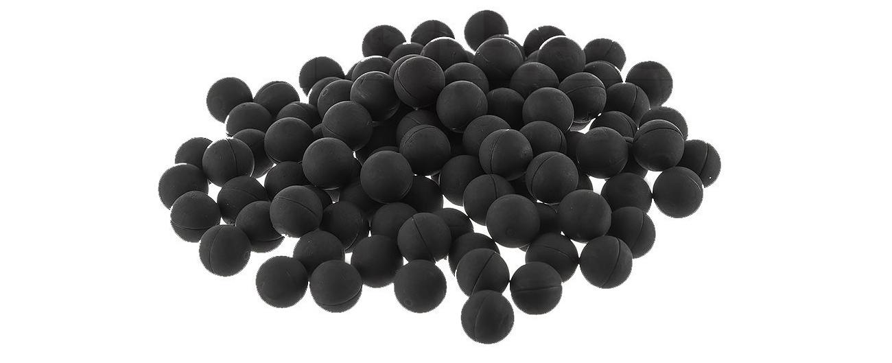 Kule gumowe T4E RB43 Fastball charcoal kal. 10,92 mm .43 cale