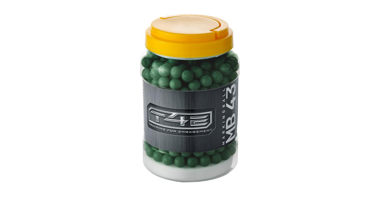 zielone gumy