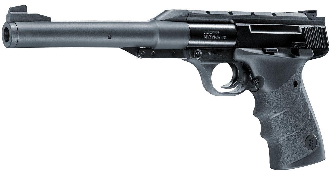 Pistolet Browning Buck Mark URX kal. 4,5 mm Diabolo