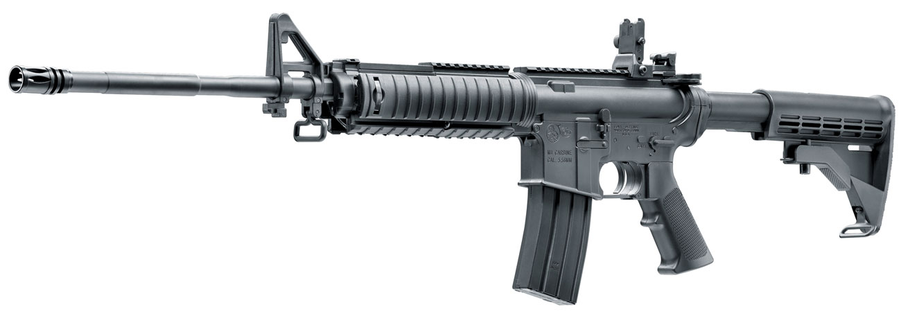 Wiatrówka colt M4 Airgun